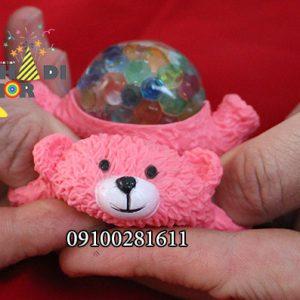 میشبال-خرس-قیمت-عمده-فیجت-بال-خرس-خرید-از-پخش-لوازم-شوخی-ضد-استرس