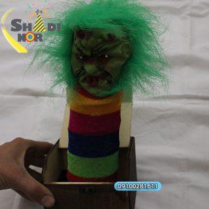 جعبه-ترس-وحشت-خفن-جعبه-شوخی-ترسناک-فروش-عمده-لوازم-هالووین-خرید-لوازم-شوخی
