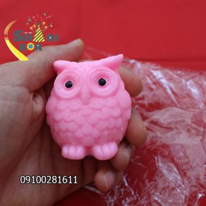 نرمالو-اسکویشی-عروسک-نرمینه-لاکپشت-جغد-سگ-پری-دریایی-عمده-فروشی
