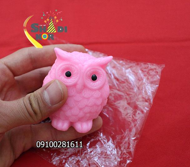 نرمالو-اسکویش-عروسک-نرم-لاکپشت-جغد-سگ-پری-دریایی-عمده-فروشی