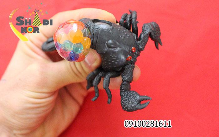میشبال-عنکبوتی-فیجتبال-عقرب-خرید-عمده-میشبال-توپ-ضد-استرس-جدید
