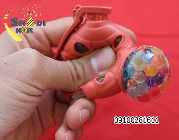 فیجت-بال-نارنجک-میشبال-عمده-نارنجک-دونه-اناری-هفت-رنگ---فروشگاه-عمده-فروشی-لوازم-شوخی-و-شعبده-بازی-در-ایران