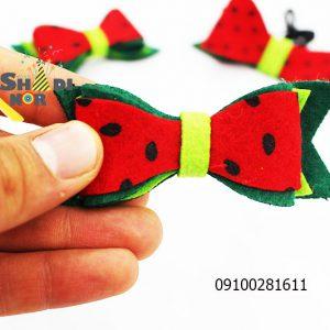 پاپیون کش دار دخترانه خرید عمده لوازم یلدا مبارک در ایران سورساتان بادکنک رنگی