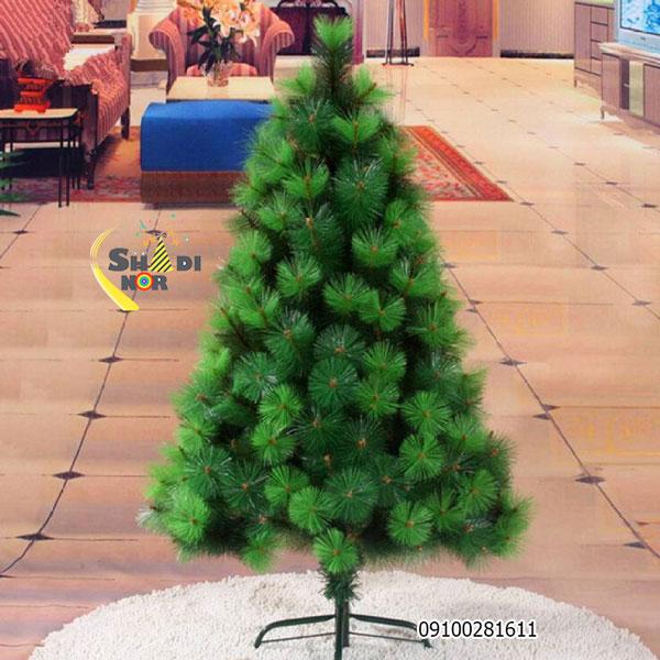پخش کلی درخت کاج مصنوعی عمده درخت کریسمس کاج نوک برفی ساده سوزنی