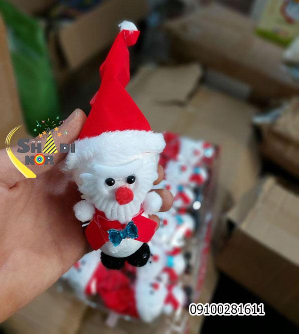 عروسک بابانوئل - فروش عمده بابانوئل کوچک برای کریسمس