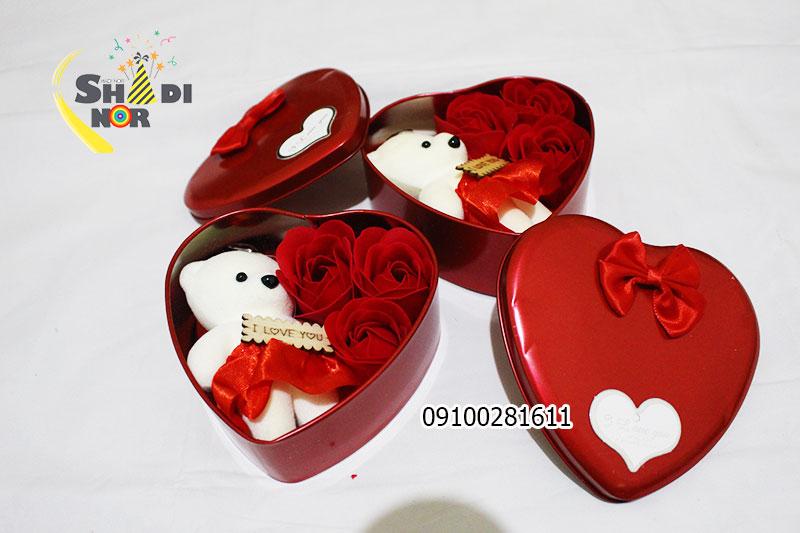 فروش عمده خرس و گل ولنتاین گل و عروسک ولنتاین