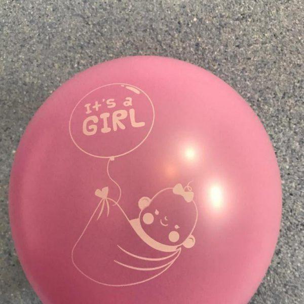 فروش عمده بادکنک تعیین جنسیت نوزاد دختر و پسر