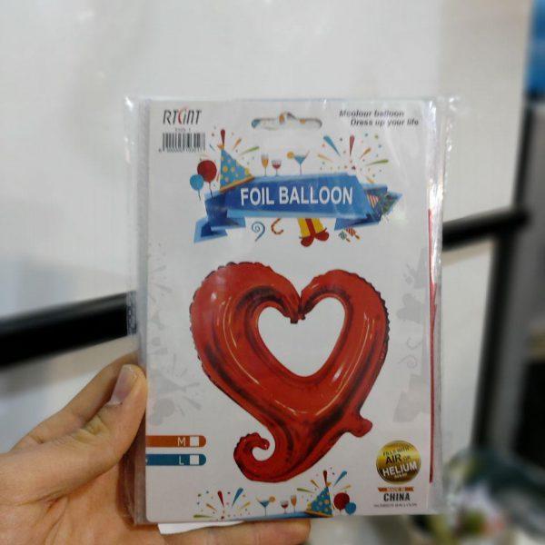 فروش عمده بادکنک فویلی تم انیمیشن بچه رییس وپنجه_ قلب_لاو سه تیکه