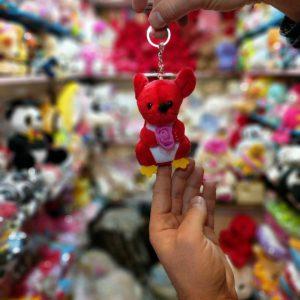فروش اینترنتی عمده و جزیی انواع جاسوئیچی عروسکی