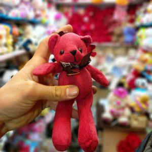 فروش آنلاین عمده انواع عروسک آویزانی طرح خرسی و یونیکورن