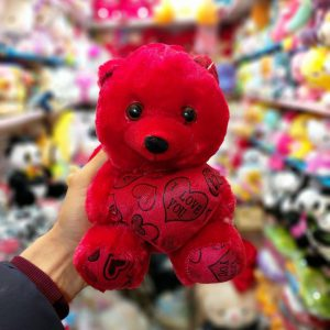 Valentine Bear Doll