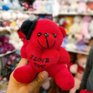 فروش اینترنتی انواع عروسک طرح خرسی تزیینی و کادویی