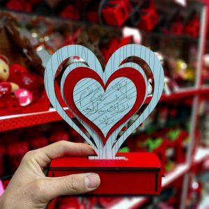 فروش عمده و جزیی انواع استند روز مادر _ طرح قلب_مادر و فرزند