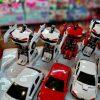 فروش عمده و جزیی انواع ماشین تبدیل شوندگان