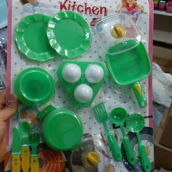 سفارش عمده انواع اسباب بازی ست آشپزخانه در سایت کاری وبسایت