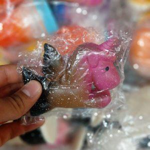 قیمت عمده محصولات ضد استرس انواع اسکویشی یونیکورن ،پاپ کرن