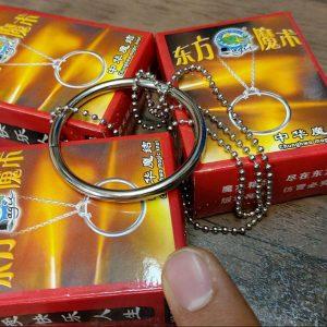خرید عمده لوزام شوخی حلقه زنجیر جادویی در کاری وبسایت
