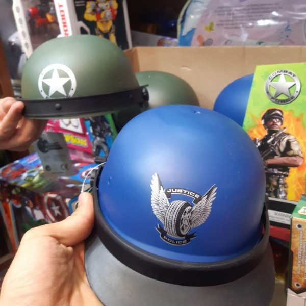 سفارش عمده اسباب بازی کلاه ارتشی