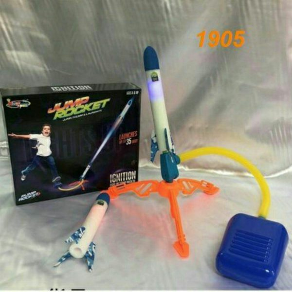 قیمت عمده اسباب بازی موشک بادی
