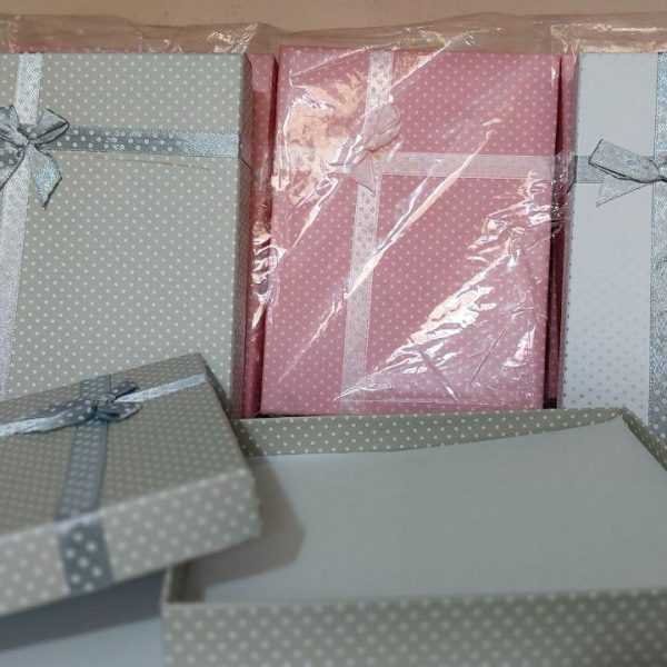 پخش عمده انواع جعبه کادویی مستطیلی و زیبا