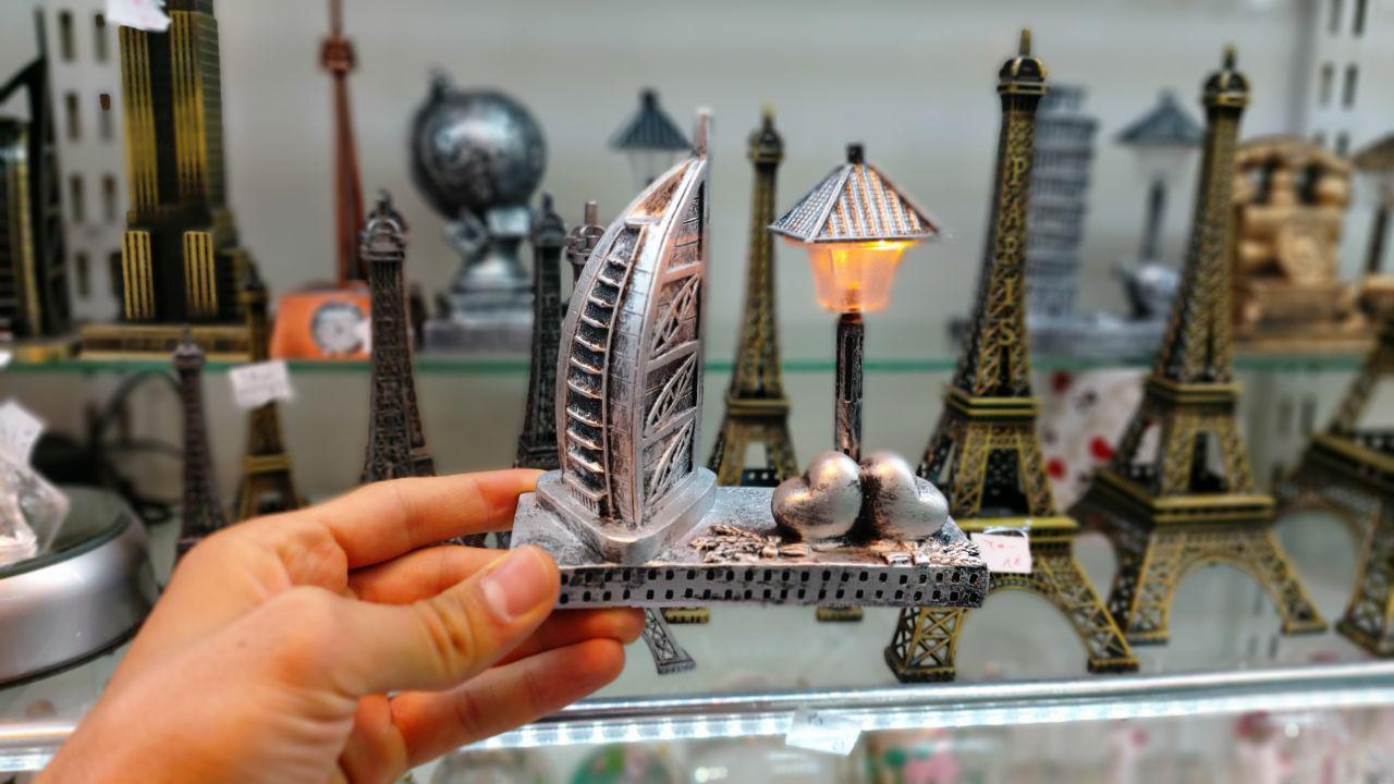 پخش عمده لوازم کادویی و تزیینی برج پلی استر