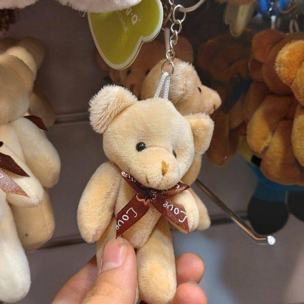 خرید عمده انواع آویزانی عروسک زرافه ،خرسی