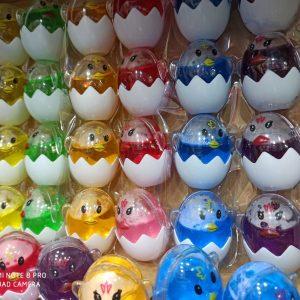 پخش عمده لوازم ضد استرس اسلایم خارجی تخم مرغی