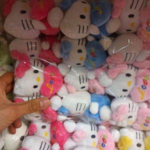 خرید عمده انواع عروسک جاسوییچی پاندا ،کیتی
