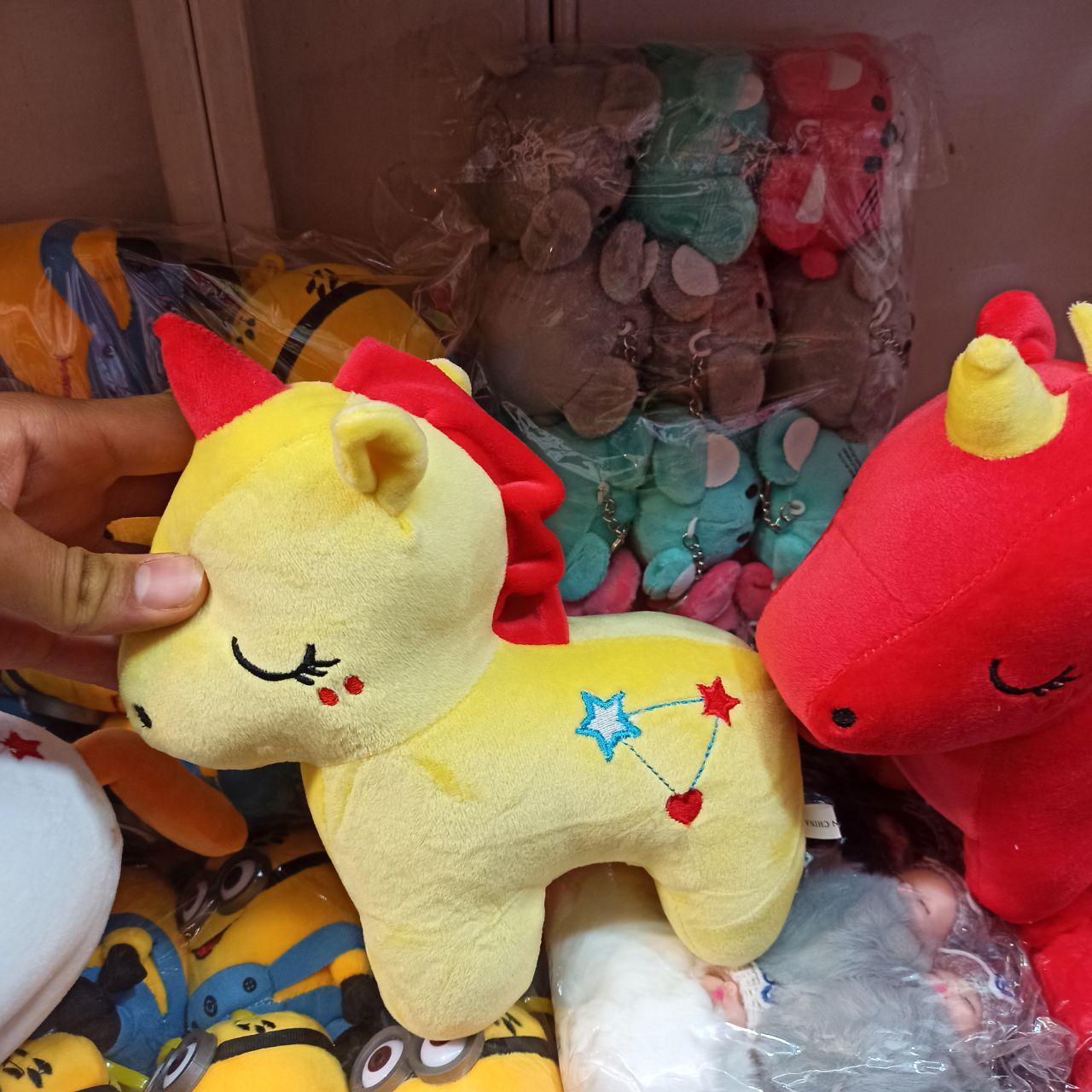 خرید عمده اسباب بازی های خاص عروسک یونیکورن