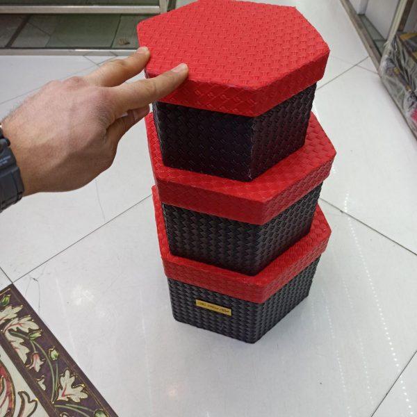 پخش عمده لوازم ولنتاین انواع جعبه کادو چرمی