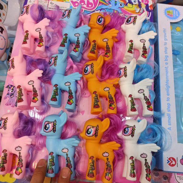 پخش عمده اسباب بازی های جذابعروسک جعبه ایی لیدی باگ و یونیکورن