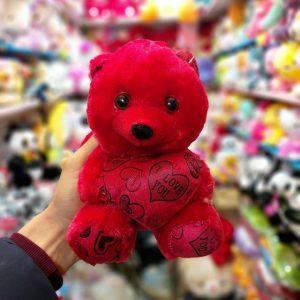 Valentine Bear Doll